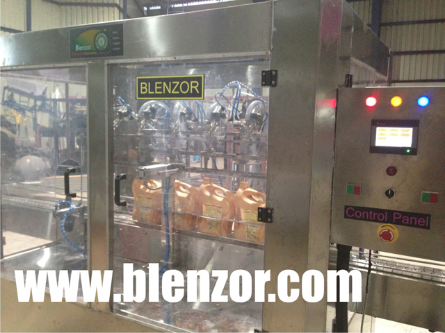 Cooking Oil Filling Machine Manufacturer