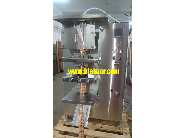 Sachet Liquor Packing Machine Manufacturer